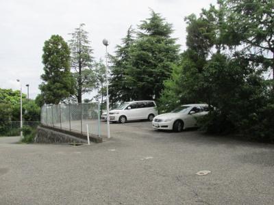 【駐車場】シャトー御影