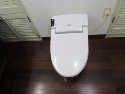 【トイレ】シャトー御影
