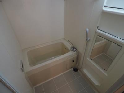 【浴室】シャムロックコート西岡本