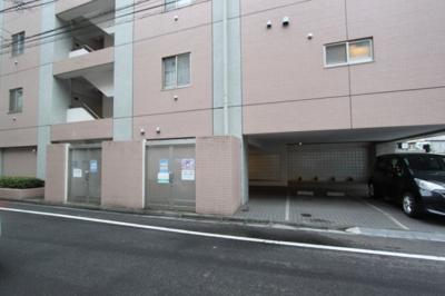 【駐車場】カスタリア一番町WEST
