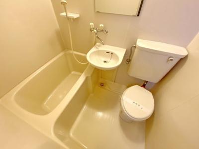 【浴室】サニーサイド三田南A