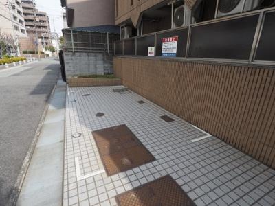 【駐車場】シャルマンフジ御影弐番館