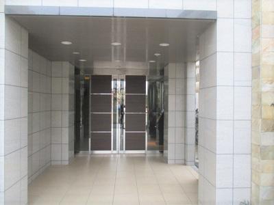【エントランス】アルファシティ神戸五色山参番館