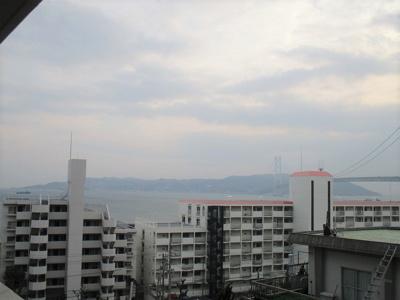 【展望】アルファシティ神戸五色山参番館