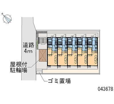 【区画図】生麦駅前