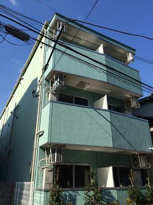 【外観】ユタカハイツⅢ