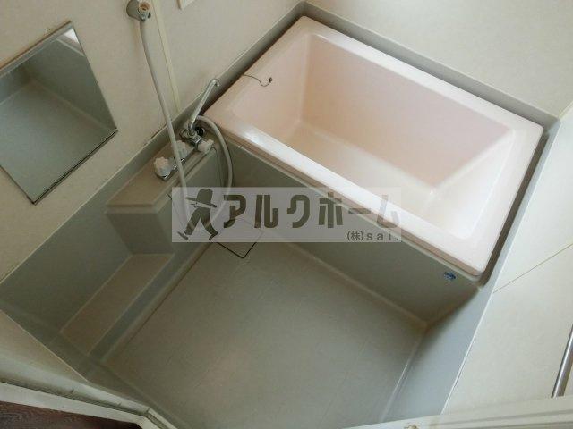 坂上ハウス(柏原市法善寺) 堅下駅  浴室