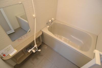 【浴室】プラムマンション