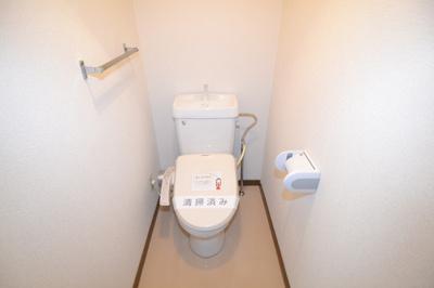 【トイレ】プラムマンション