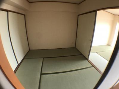 【和室】ユニハイム平野公園