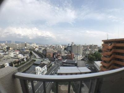 【展望】ユニハイム平野公園