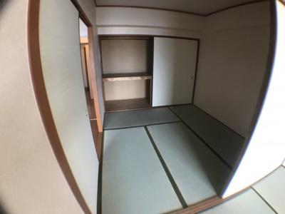 【寝室】ユニハイム平野公園