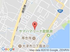 【地図】ユーハウス椎原