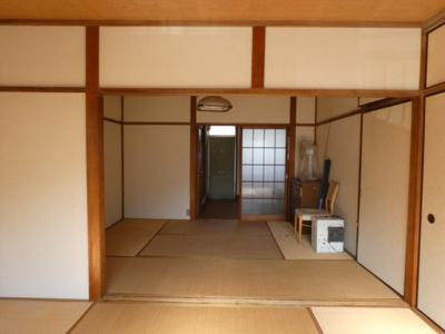 【寝室】シムラ荘