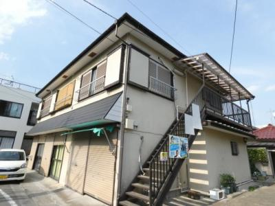 【外観】シムラ荘