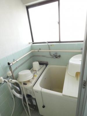 【浴室】シムラ荘