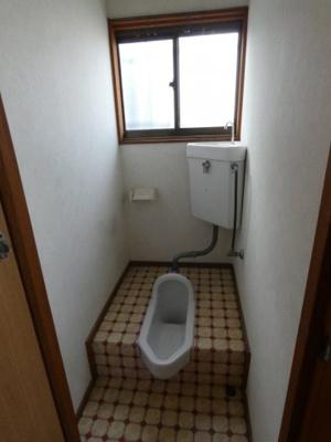【トイレ】シムラ荘