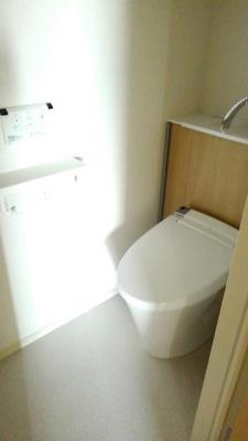 【トイレ】ウッドパーク林間B