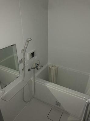 【浴室】エコーマンション北砂