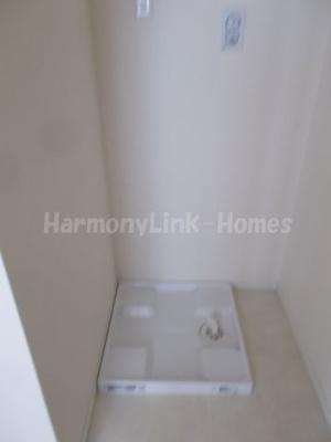 N-SQUERE B棟の室内洗濯機置場☆