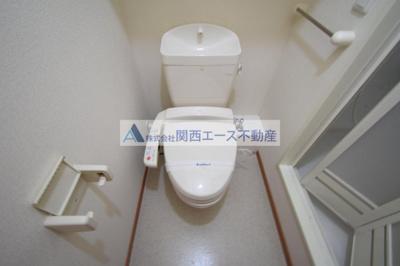 【トイレ】レオパレス優