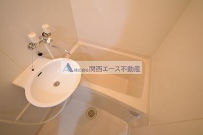 【浴室】レオパレス優