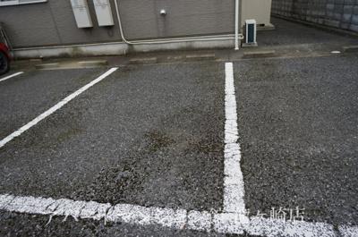 【駐車場】ボヌール・メゾンB