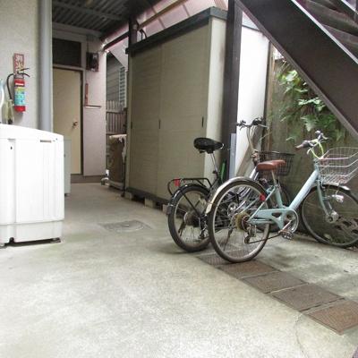【駐車場】024N