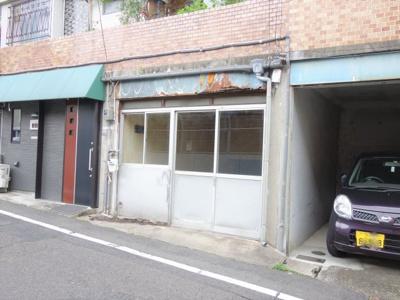 【外観】比良町店舗事務所
