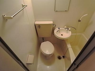 【トイレ】ハピネス王子公園