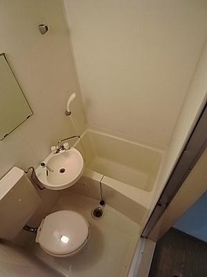 【浴室】ハピネス王子公園