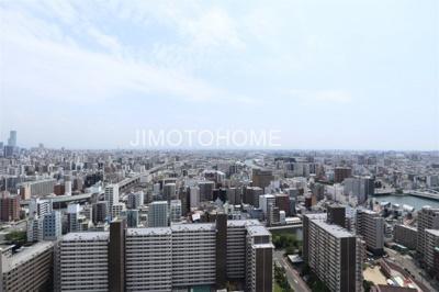 【展望】ジオタワー南堀江