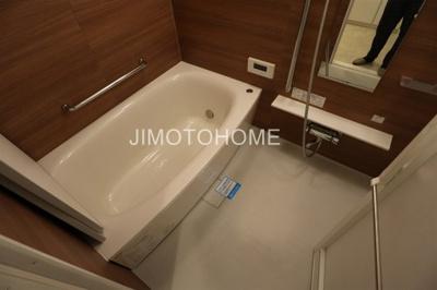 【浴室】ジオタワー南堀江