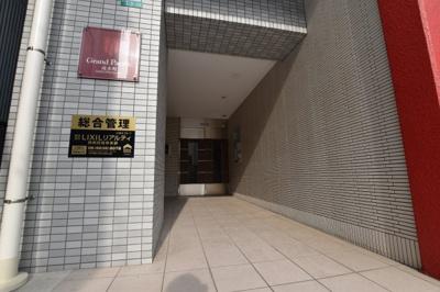 【エントランス】グランパシフィック戎本町