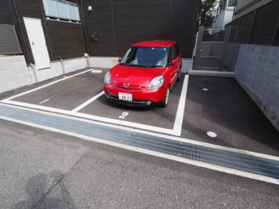 【駐車場】リブリ・クレール岡本