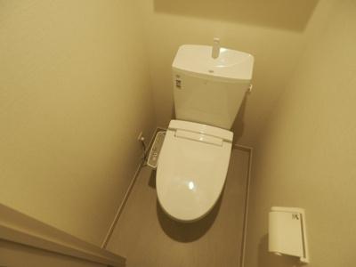 【トイレ】リブリ・クレール岡本