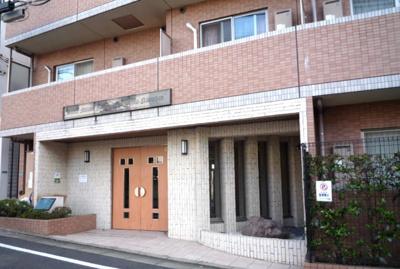 【外観】サンテミリオン目黒東山弐番館