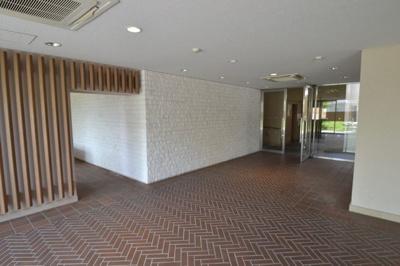 【エントランス】サニープレイス西芦屋2号館
