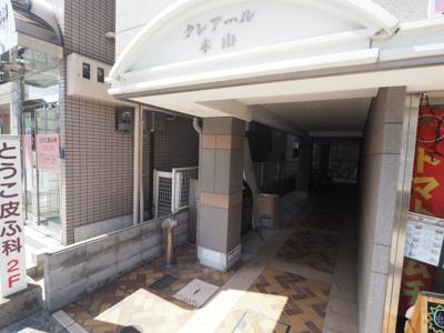 【エントランス】クレアール本山