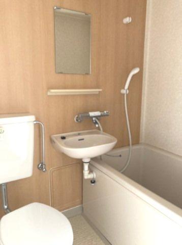 【浴室】ノーブル中原