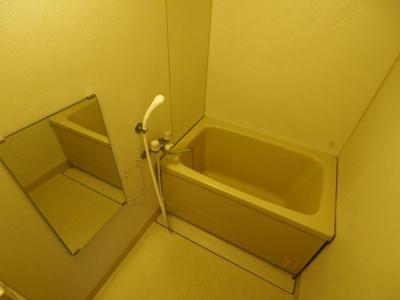 【浴室】住吉川ガーデンハイツ