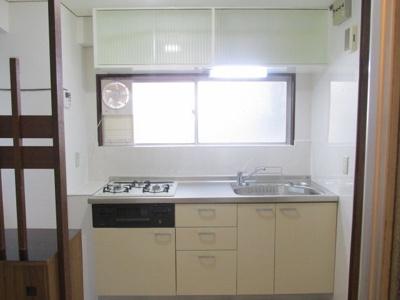 【キッチン】住吉パームス