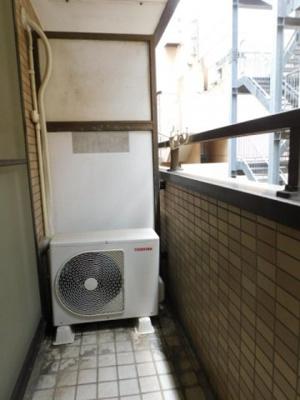 【内装】ロックグランデ船橋