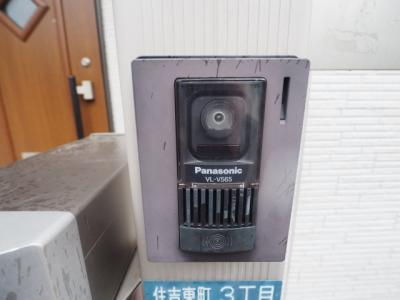 【セキュリティ】住吉東町3丁目 戸建