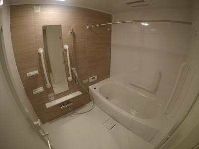 【浴室】エイリックスタイル中津駅前ザ・テラス