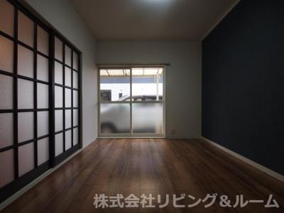 【洋室】リバーサイド天川B
