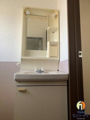 【独立洗面台】ハウス11