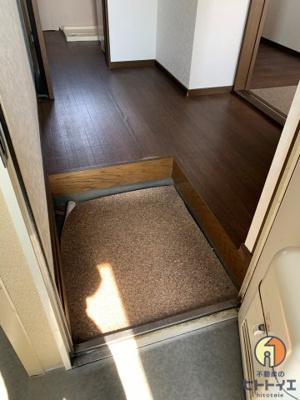 【玄関】ハウス11