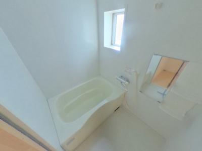 【浴室】ユニキューブ安岡B棟
