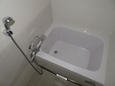 【浴室】羽根木パークハイツ